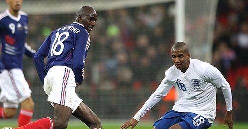 david beckem wallpaper. Ashley Young England France International Friendly