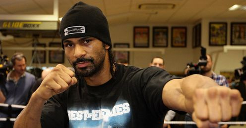Haye: The Panel all predict a win, but what round will it come in?