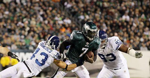 michael vick wallpaper eagles. Michael Vick Eagles v Colts