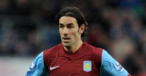 Robert Pires Blackburn v Aston Villa