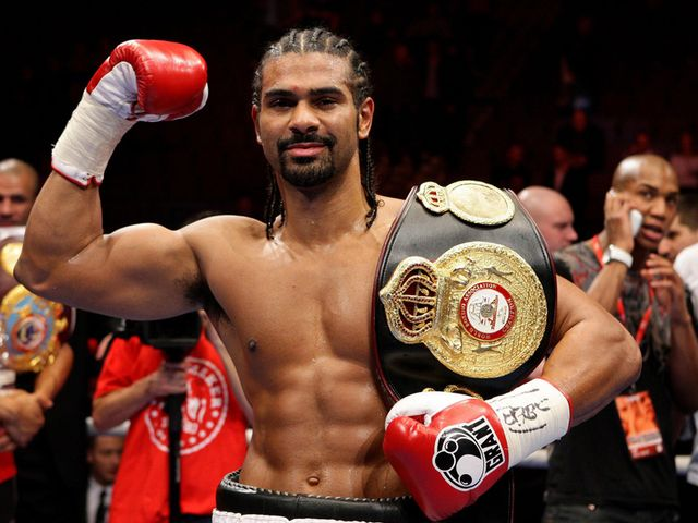 Haye v Harrison