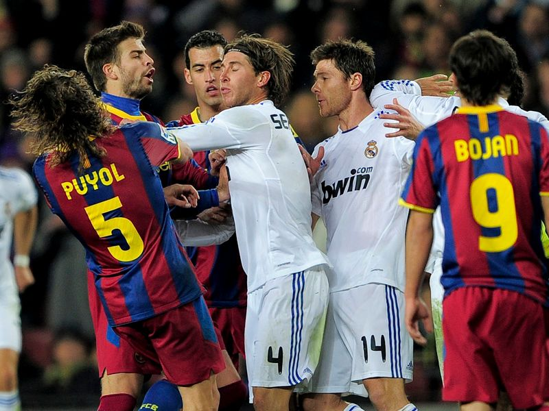 El Clasico meetings