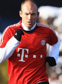 Bayern reach Robben agreement