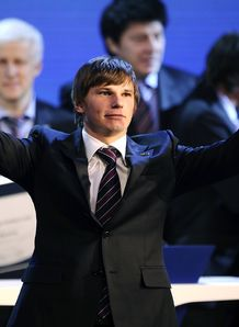 Arshavin - English upset no shock
