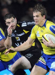 Aurelien Rougerie against La Rochelle