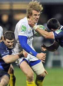 Aurelien Rougerie clermont leinster 1