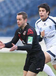 Edinburgh v Castres Chris Paterson