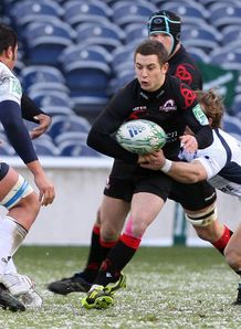 Edinburgh v Castres Greig Laidlaw
