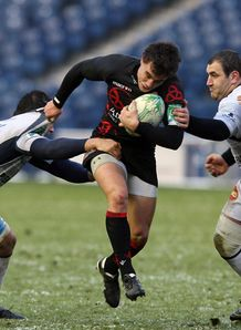 Edinburgh v Castres Lee Jones