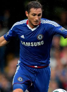 Lampard - Europe is priority