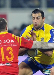 Italian center Gonzalo Canale Clermont v perpignan