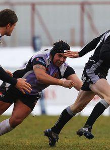 Joel Hodgson newcastle v Exeter