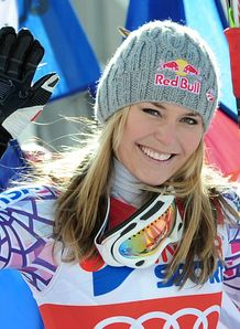 <b>Skiing:</b> Vonn wins in Austria