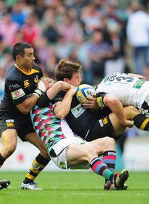 Abu Dhabi drubbing for Wasps