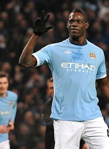 Balotelli sets City exit date