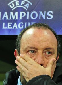 Benitez axed by Inter
