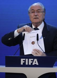 Fifa ponders winter World Cup