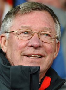 Fergie expects Arsenal tilt
