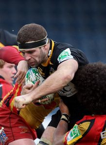 Wasps Joe Worsley