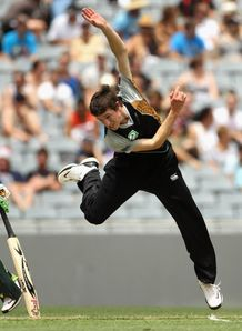 Milne earns Black Caps recall