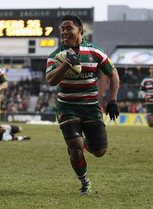 leicester try Manu Tuilagi 2010
