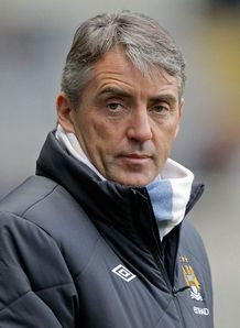 Mancini - Title in the balance