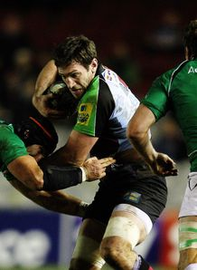 tom guest harlequins v connacht