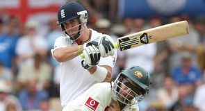 Headline act: potent Pietersen leads by example in the middle and away from the pitch