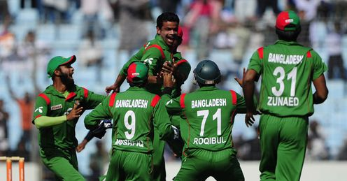 Perfect hosts: Bangladesh will play all their group matches on home soil