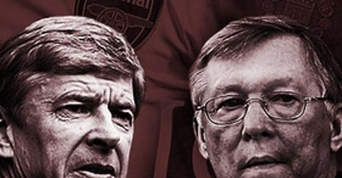Incomparable: the only thing Wenger and Ferguson have in common is how to strengthen
