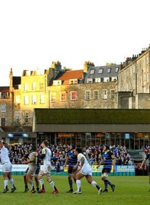 Bath v Leeds the Rec