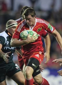 Munster leave it late