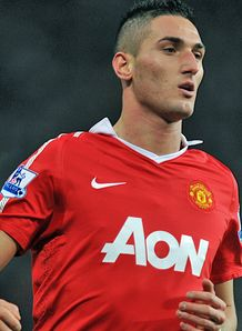 Macheda happy with loan move