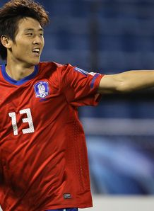 Wolfsburg land Korean star