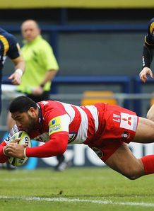 Lesley Vainikolo Leeds Try