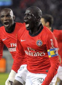 PSG seal Sakho extension