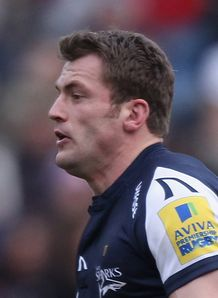 Mark Cueto January 2011
