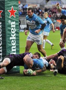 Williams inspires Ospreys