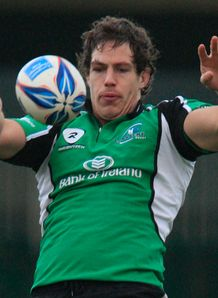Mike McCarthy Connacht 2009