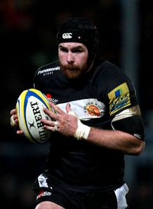 Richard Baxter exeter chiefs contract