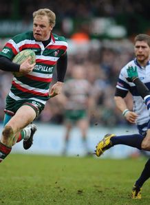 Scott Hamilton cruising against Treviso
