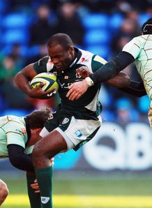 topsy ojo london irish v saints