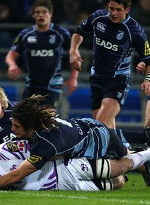 ospreys morgan allen try 2011