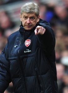 Wenger seeks defensive cover