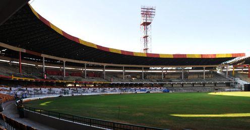 Chinnaswamy Stadium Bangalore