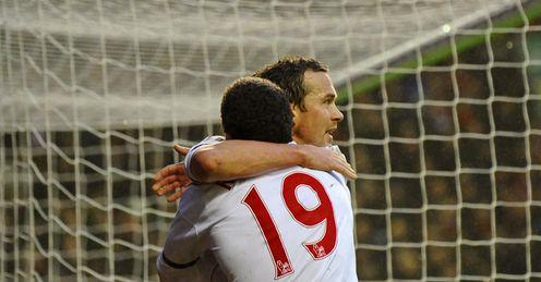 Kevin Davies Liverpool v Bolton