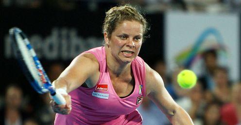 Kim Clijsters Sydney 2011