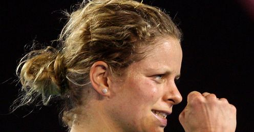 Na Li v Kim Clijsters final 8