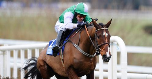 Hidden Cyclone - Leopardstown - 23/1/11