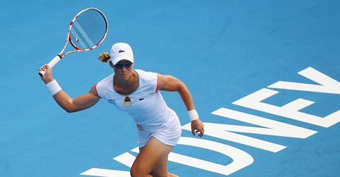 Samatha Stosur Sydney International